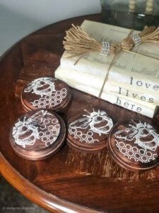 DIY-Rustic-Coasters-Display