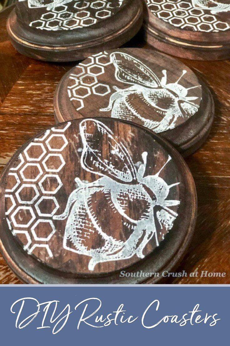 DIY-Rustic-Coasters