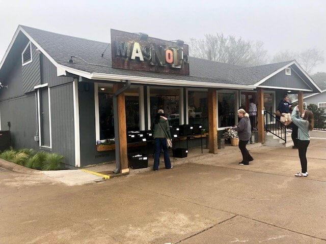 Magnolia Warehouse Waco TX