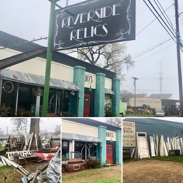 Riverside Relics Waco TX