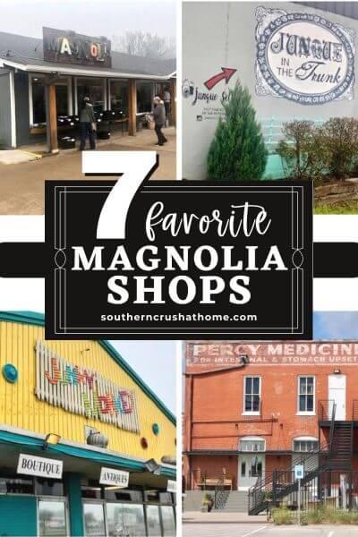 magnolia shops pin