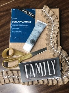 easy-two-step-burlap-canvas-photo-frame-supplies