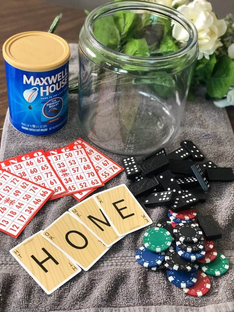 game-night-tabletop-centerpiece-diy-supplies