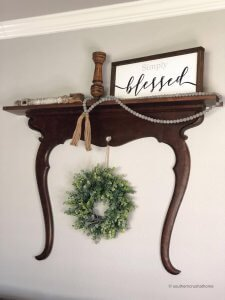 upcycled-dresser-mirror-shelf-idea