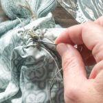 splatter-screen-pumpkin-sewing-rosette