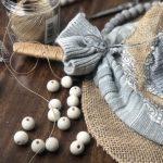 splatter-screen-pumpkin-stringing-beads