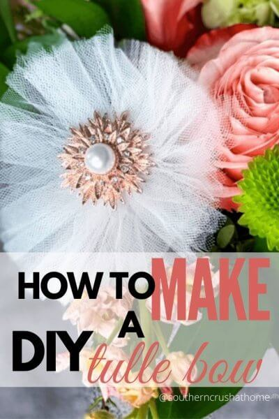 diy tulle bow final pin