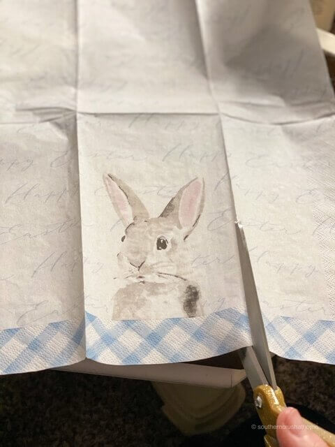 easter-bunny-wooden-tag-napkin