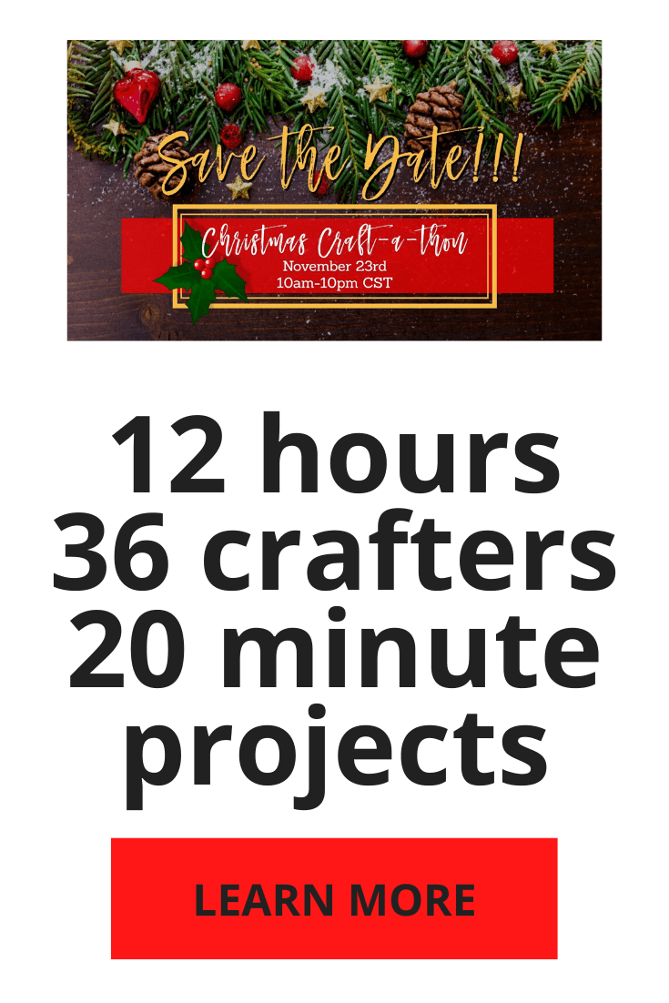 Southern Crush Christmas 2019 Craftathon