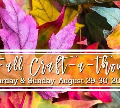 Southern Crush Fall Craftathon 2020