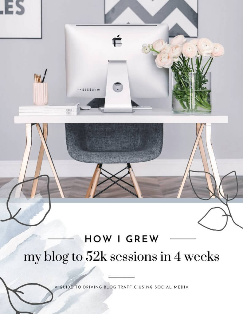 How I Grew my blog to 52k sessions in 4 Weeks http://southerncrushathome.com/best-tips-for-creating-and-publishing-your-own-ebook Cover