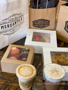 pioneer woman mercantile decor trip cupcakes and treats