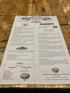 pioneer woman mercantile restaurant menu