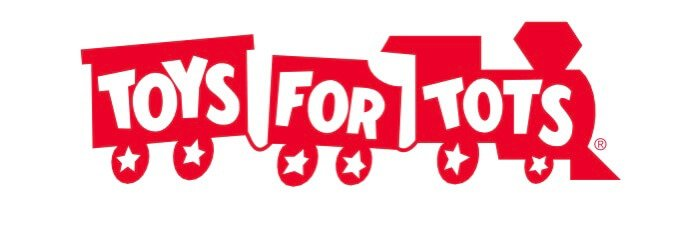 Toys for Tots red train