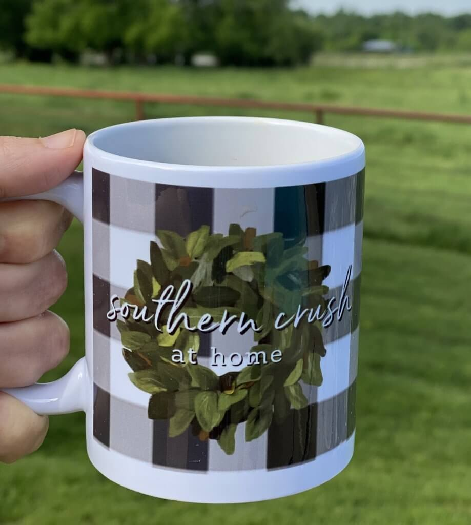 Southern Crush Logo Coffee Mug