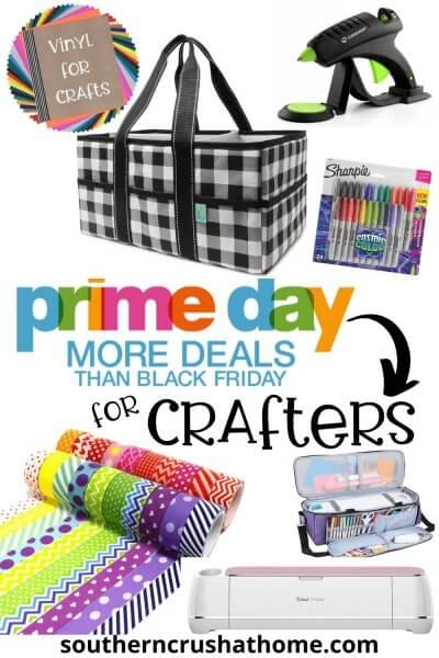 Amazon Prime Deals for Crafters PIN