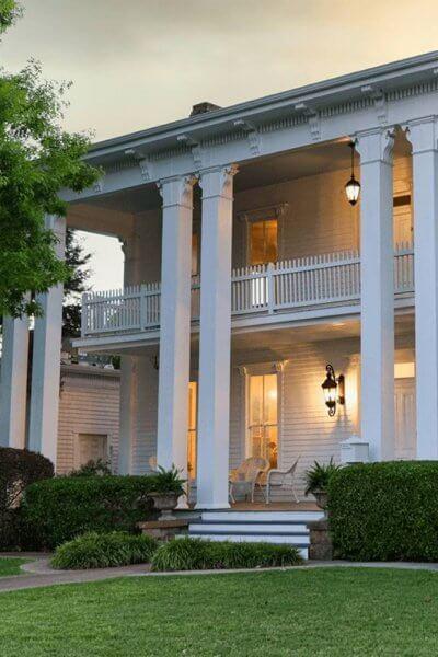 Bingham House front