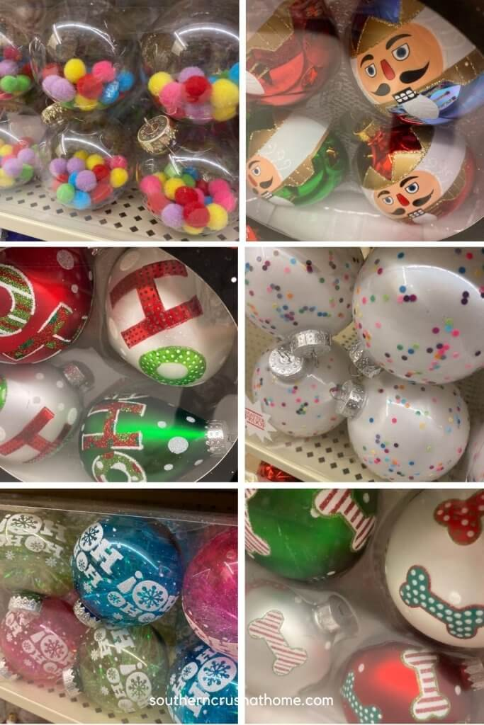 Hobby Lobby Ornament Collection PIN