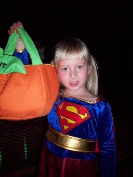 Berklie as Super Girl