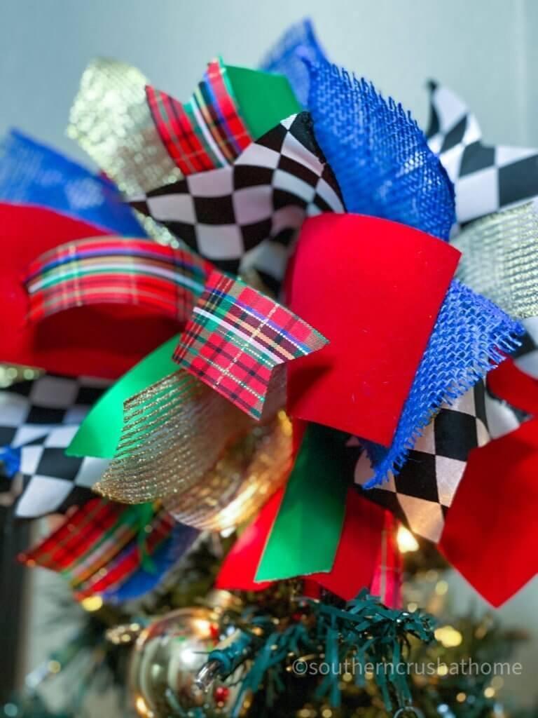 Christmas Tree Topper idea final close up