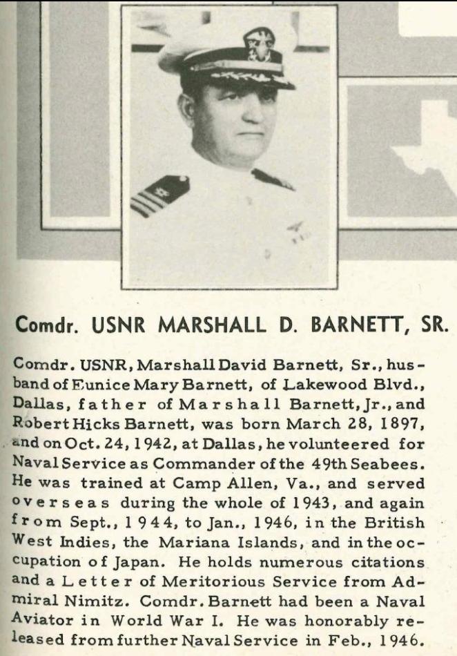 Marshall David Barnett image