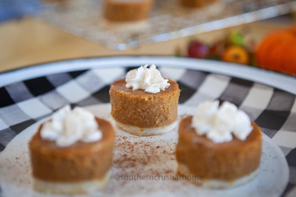 Mini Pumpkin Pies Shortcut final styled