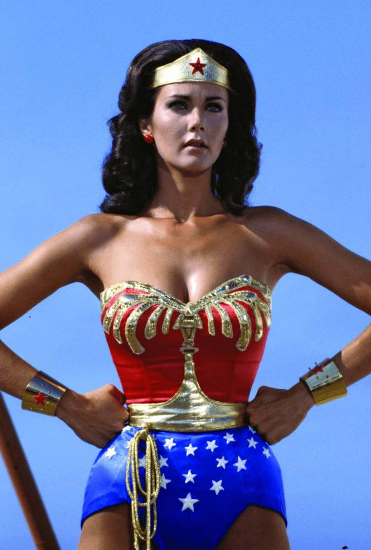 Wonder Woman of the seventies