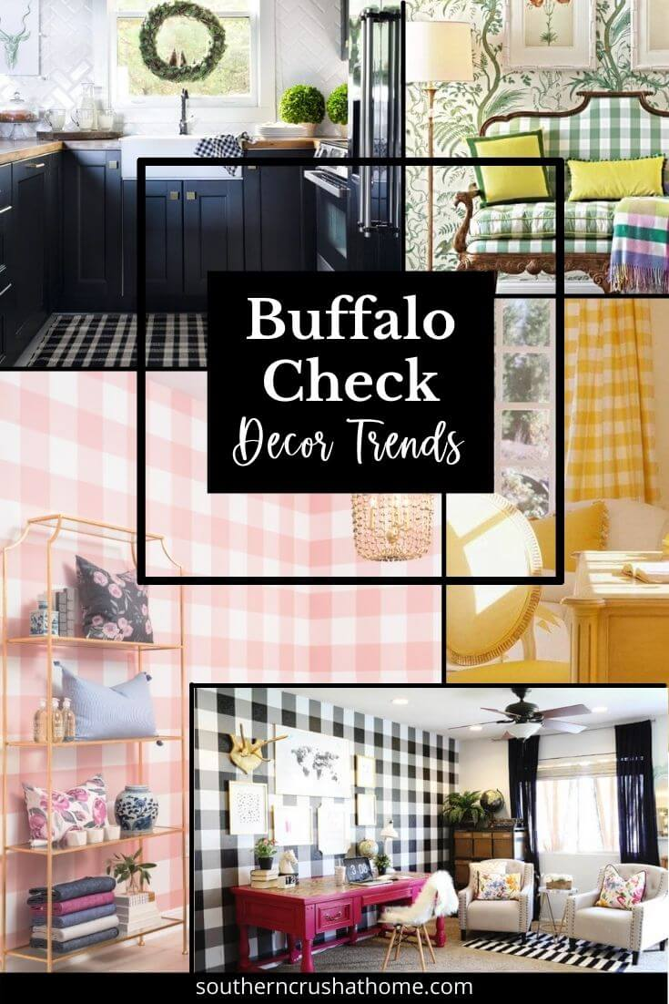 Buffalo Check Home Trends PIN