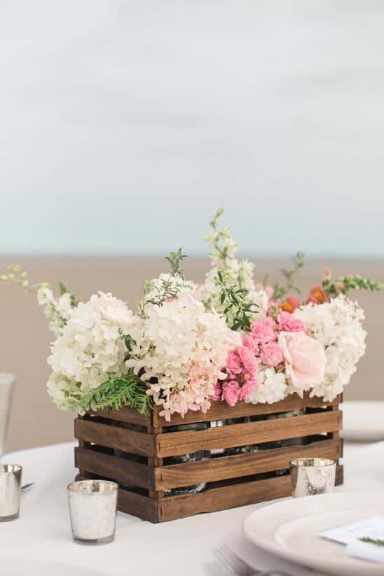 diy wedding centerpiece