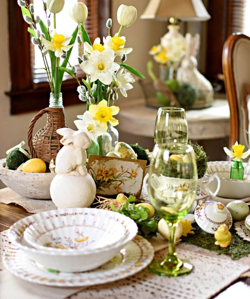 Easter-table-for-2
