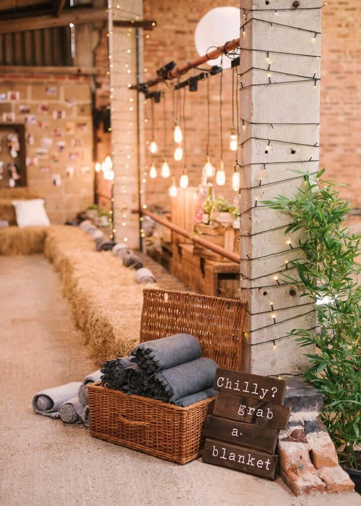 rustic wedding diy ideas