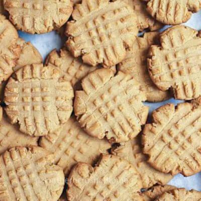 final peanut butter cookies