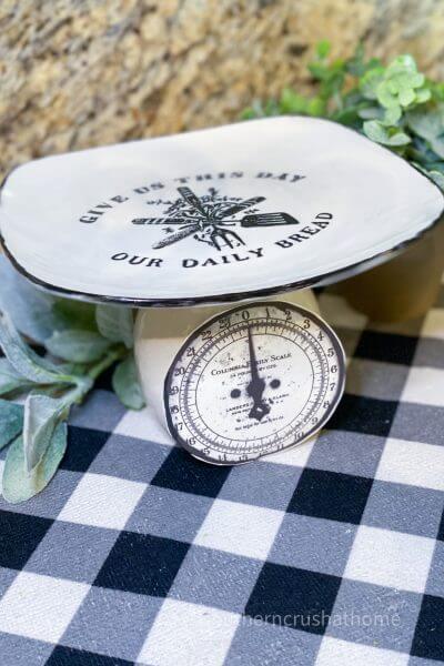 DT Farmhouse Kitchen Scale DIY final angle