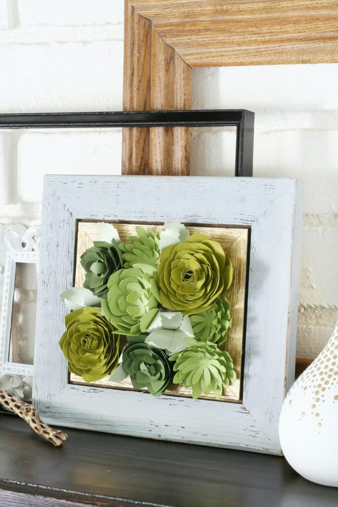 Framed-Succulents