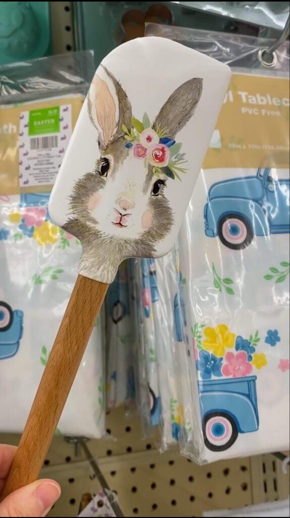 hobby lobby bunny spatula
