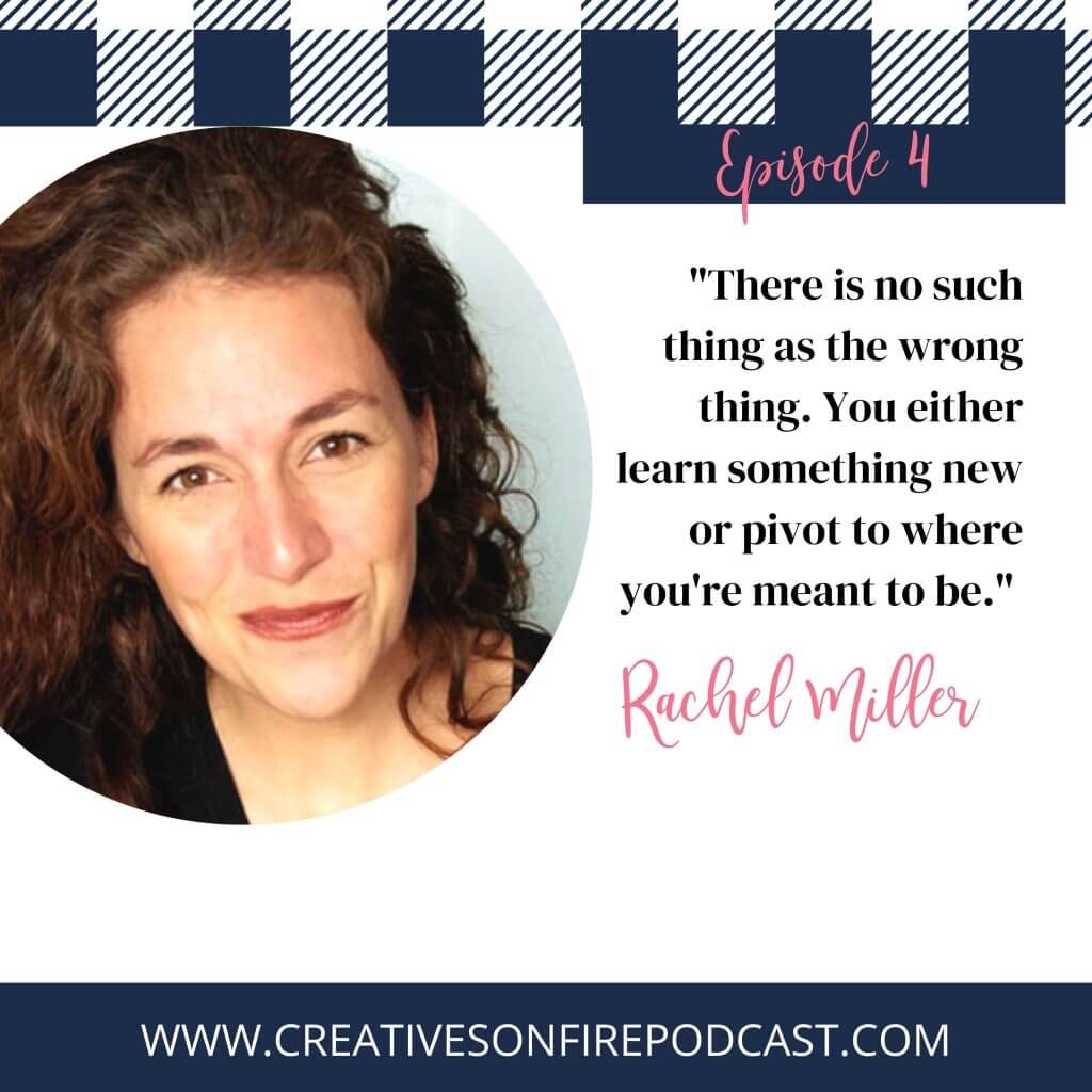Naming your Business to Attract a Six Figure Following with Rachel Miller