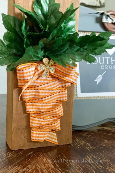 close up of ribbon craft diy