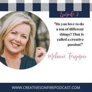 Melanie Ferguson Podcast Cover