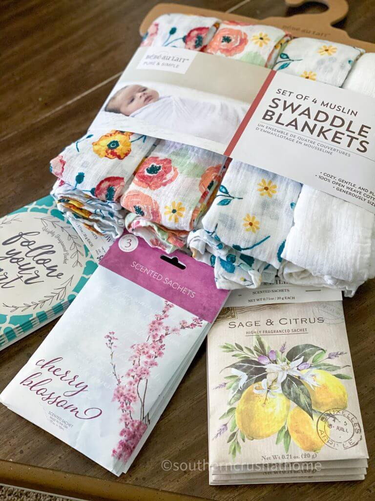 swaddle blanket sachets supplies