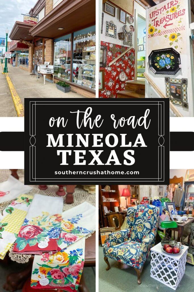 on the road in mineola tx pin