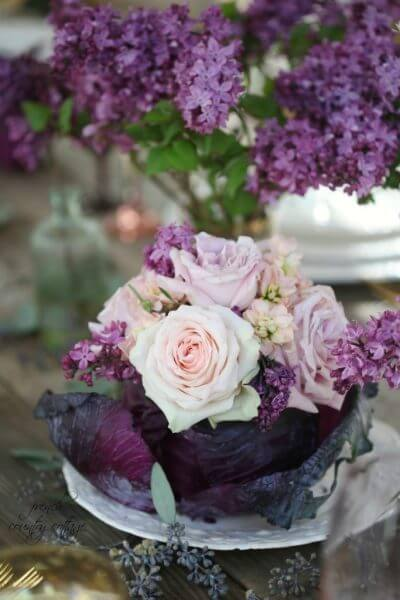 beautiful spring lilac flowers