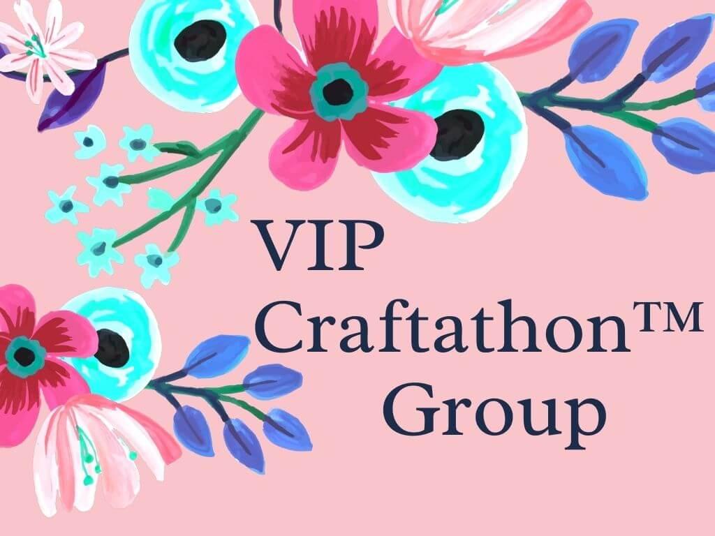 VIP Craftathon Group