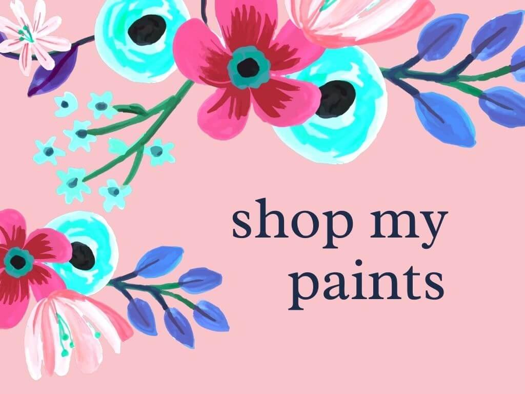 shop my paints