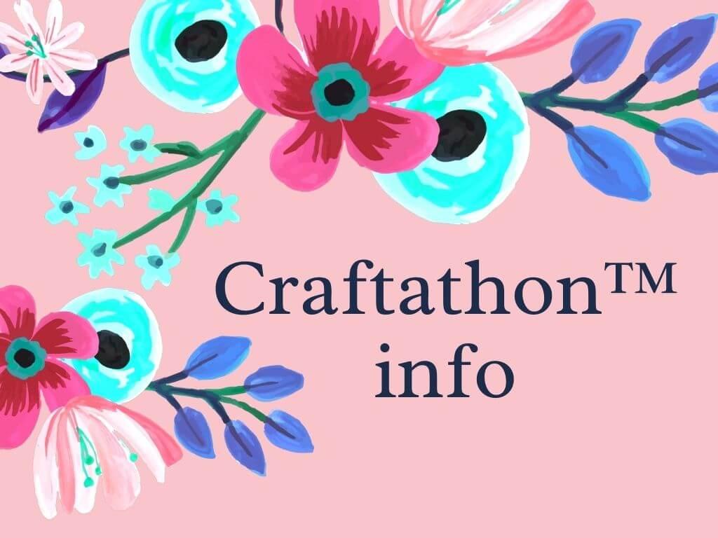 craftathon info