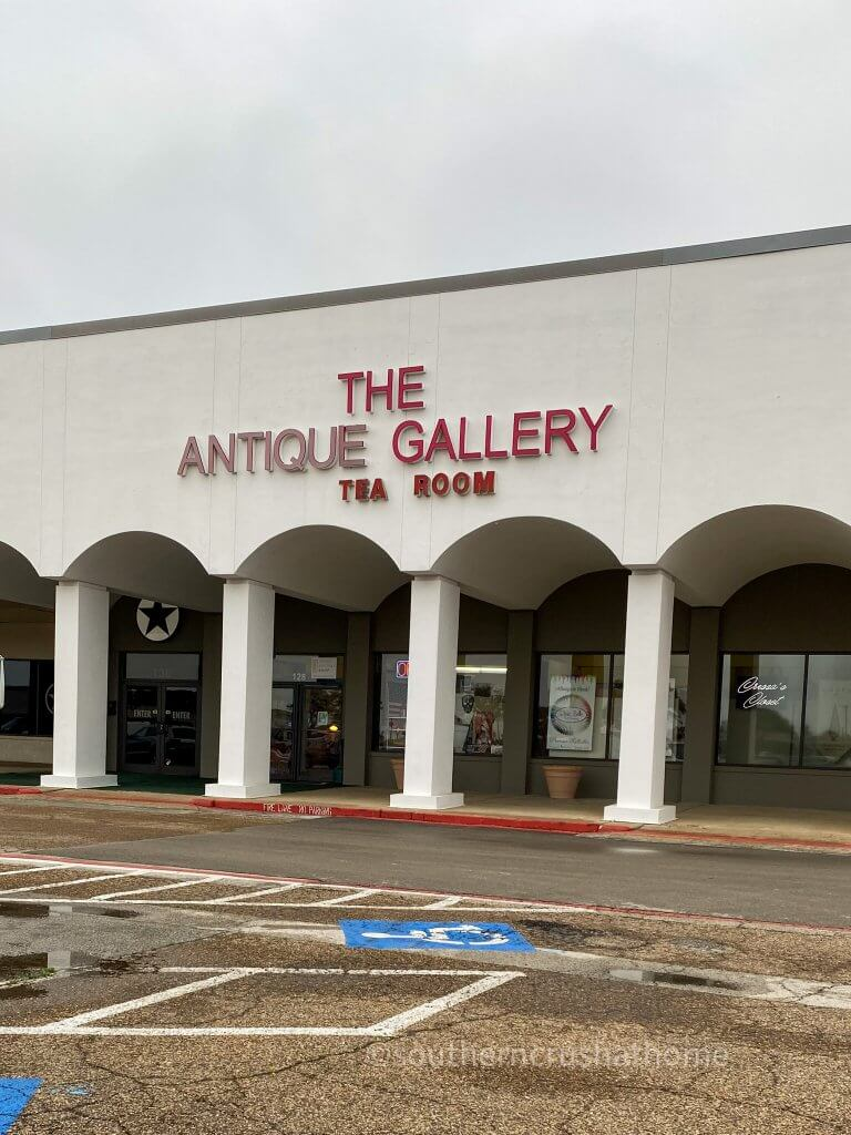 Lewisville Antique Gallery front