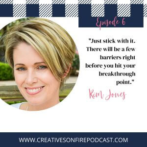 How to Regain Momentum after a Social Media Break with Kim Jones