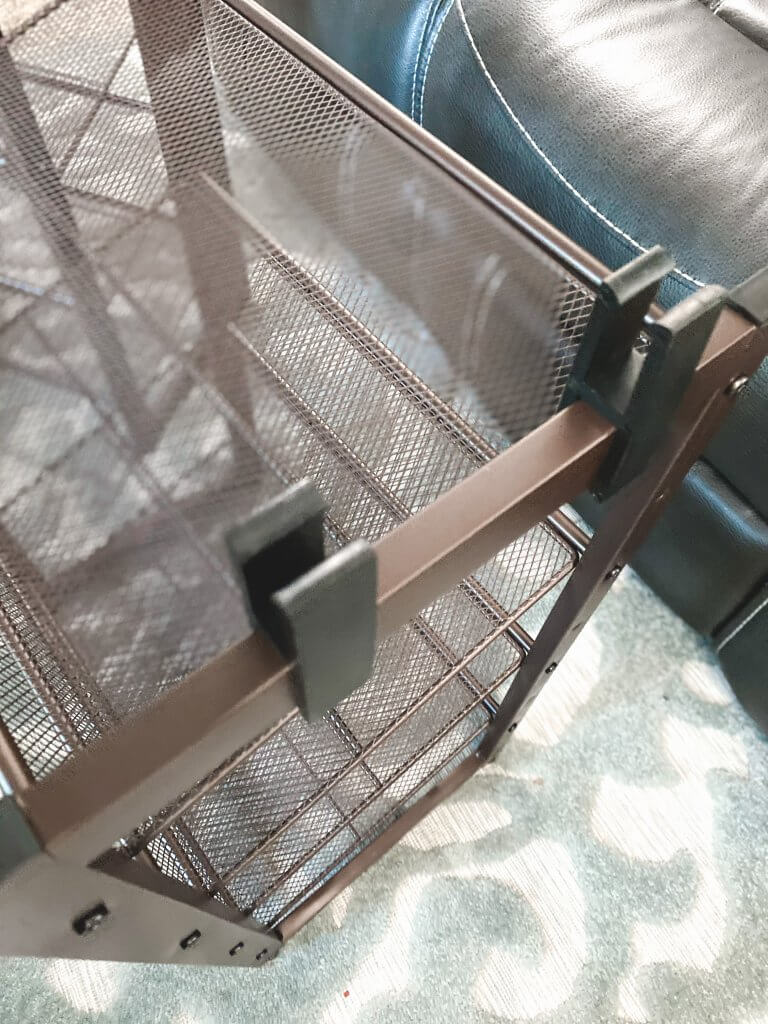 clips for stacking shoe racks