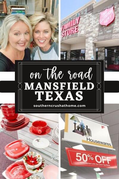 Mansfield, TX PIN