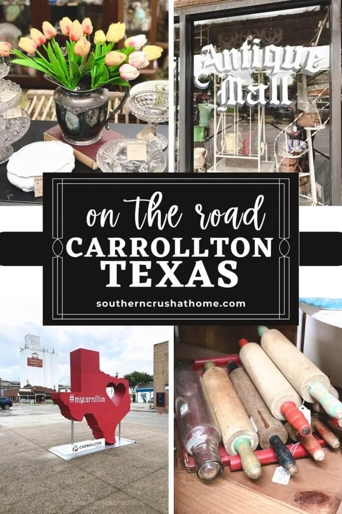 on the road pin carrollton