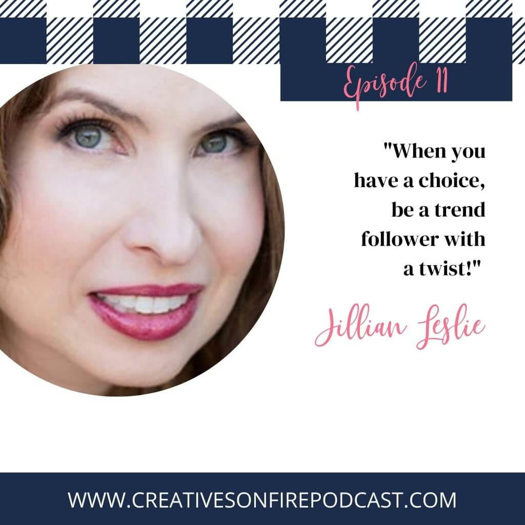 The Power of a Pinterest Following with Jillian Leslie